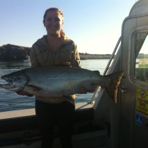 For King Fishing in the San Juan's call (360) 770-0341