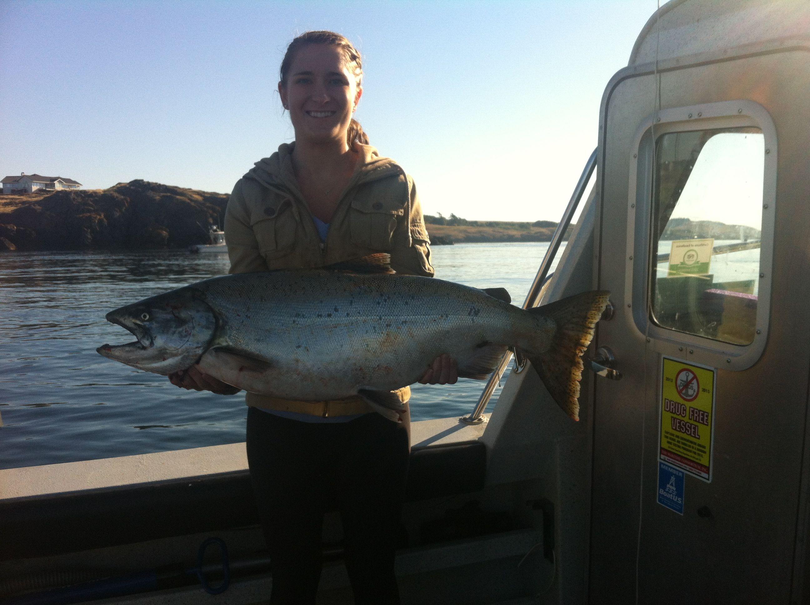Anacortes fishing charters salmon halibut bellingham for Fishing charters washington state