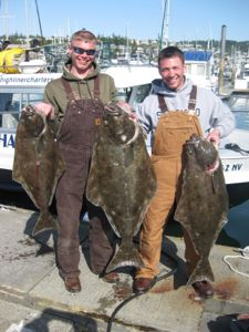 For halibut fishing in the san juan s call 360 770 0341 for Halibut fishing charters washington